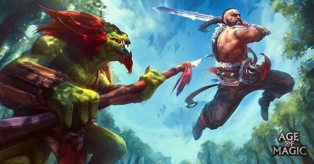 أفضل 5 العاب اندرويد مثل World of Warcraft