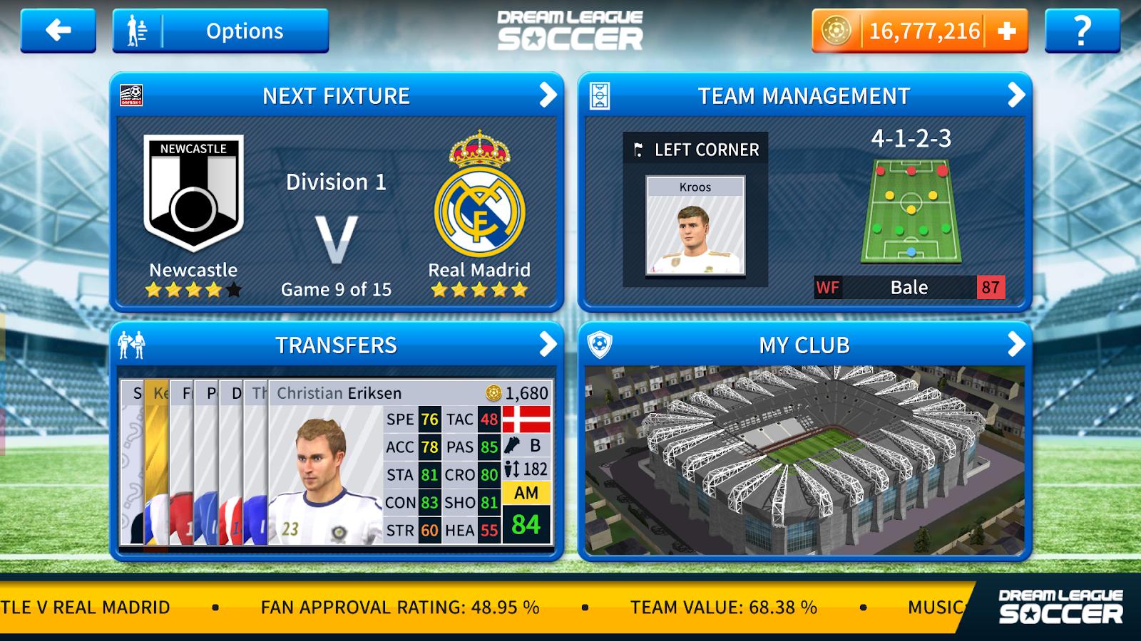 طريقة اضافة فرق كاملة بجميع الانتقالات الجديدة و اقمصة و شعار صحيح للعبة دريم ليج سوكر Dream League Soccer 2020