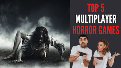 multiplayer horror games online