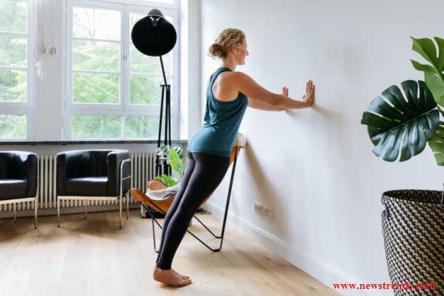 how to do wall push ups ? - newstrends