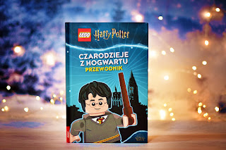 """""""LEGO® Harry Potter™. Czarodzieje z Hogwartu. Przewodnik"""" - książki dla dzieci #49"""