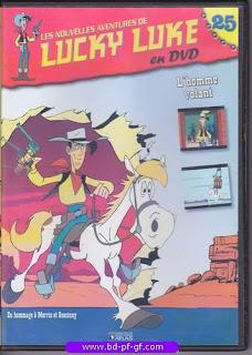 Dvd, Lucky Luke, en hommage à Morris et Goscinny