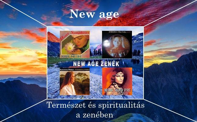 New age – Természet és spiritualitás a zenében