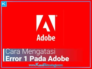 "Cara Mengatasi Error 1 ""please uninstall and reinstall the product"""