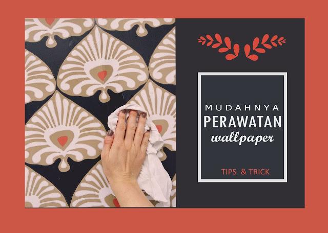 toko pusat wallpaper klasik vintage karuniawallpaper surabaya