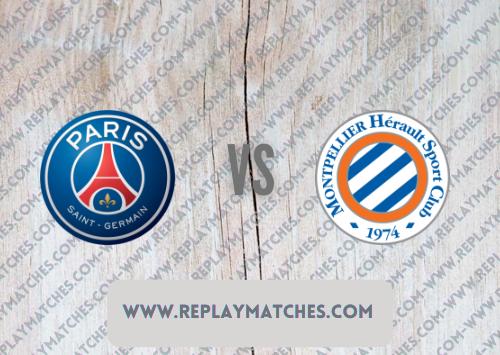 PSG vs Montpellier Full Match & Highlights 25 September 2021