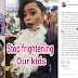 Uche Mmadu Says Advises Bobrisky To Stop Frightening Kids With His Face & Join #HallelujahChallenge For Deliverance,Then Bobrisky Replies