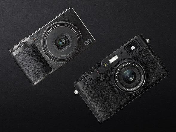 Fujifilm X100F VS Ricoh GR III: Mana yang lebih baik untukmu?
