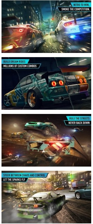 Need for Speed No Limits MOD APK 2018