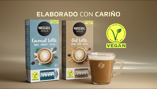 Nescafé gold Veggies