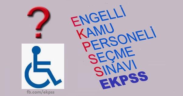 EKPSS Kadro dağılımı açıklandı, Tercihler 29 Kasım'da başlıyor