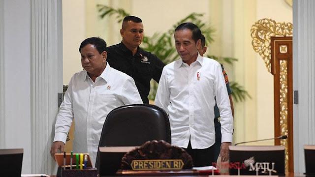 Bila Maju Capres 2024, Prabowo akan Memlih Pendamping yang Energik dan Tidak 'Klemak-klemek'