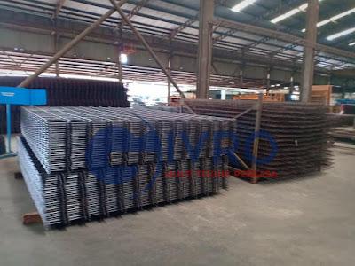 Pabrik Besi Wiremesh Termurah Jakarta - Bekasi