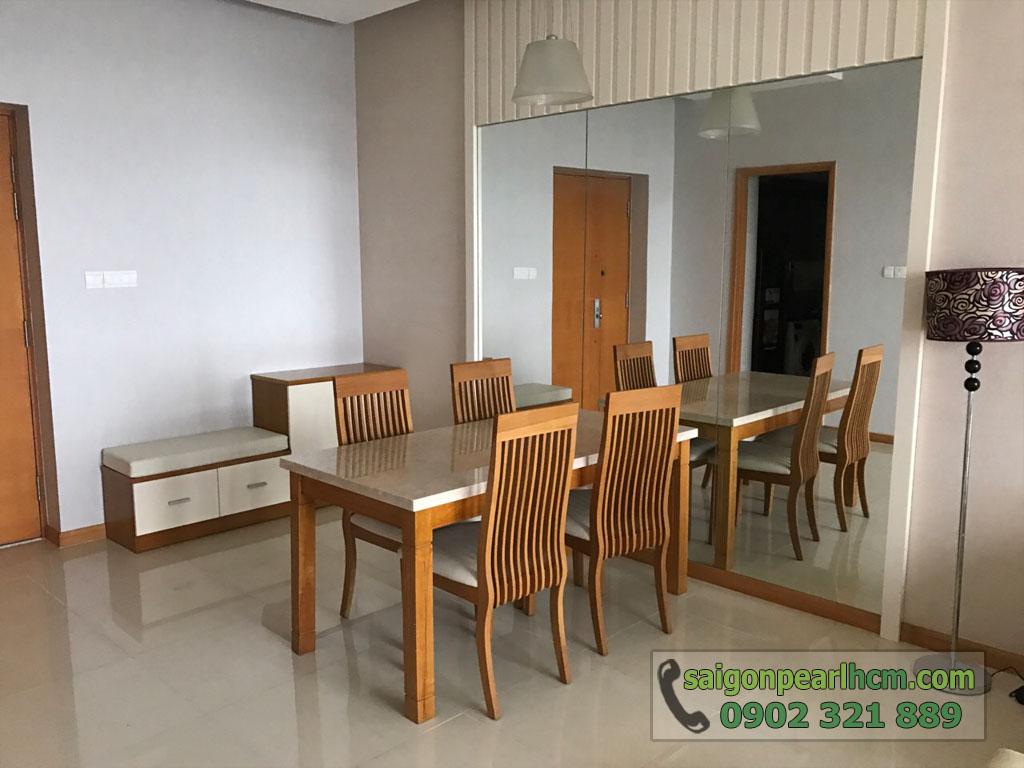 Bán căn hộ Saigon Pearl 2PN tại tòa Sapphire 1