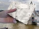 Membuat Sketsa Bangunan di Photoshp