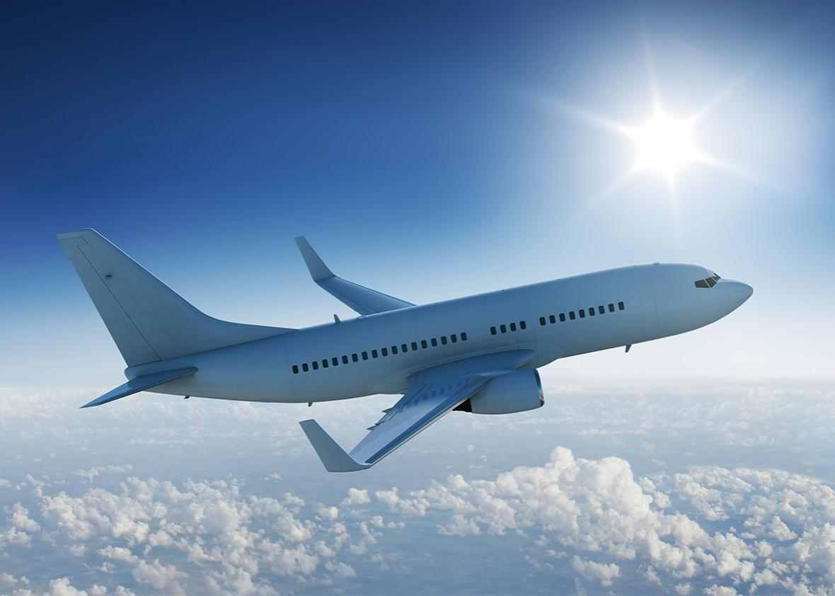 Why Air Planes Are Almost Always White