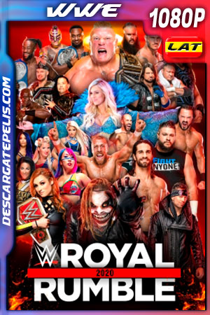 WWE Royal Rumble (2020) HD 1080p Latino