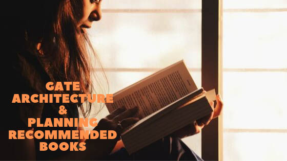 Recommended-Books-for-GATE-Architecture-&-Planning