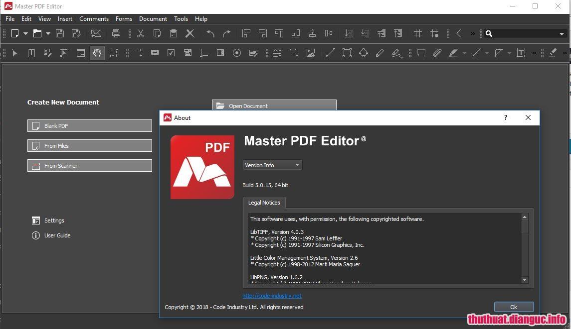 Download Master PDF Editor 5.1.68 Full Cr@ck – Tạo và chỉnh sửa PDF nhỏ gọn