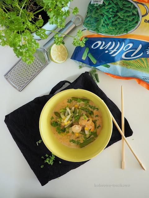 zupa tajska pikantna