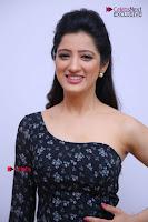 Telugu Actress Richa Panai Stills in One Shoulder Floral Long Dress at Rakshaka Bhatudu Movie Interview  0128.JPG