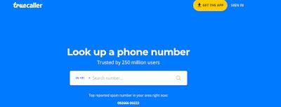 kisi Bhi Mobile Number ka pata lagaye
