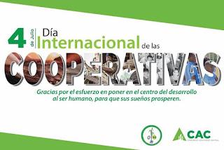 CAC conmemora el Día  Internacional de las Cooperativas