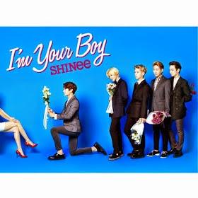 """Shinee Kuasai Jepang Dengan Album Terbaru """"I'm Your Boy"""""""