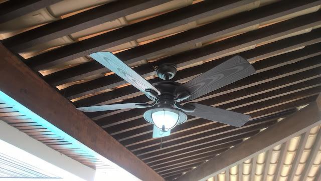 Instalação de Ventilador de Teto Hunter em Lauro de Freitas(71)99111-2954