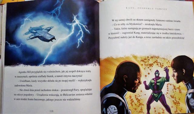 Biblioteka Bajek Avengers Egmont