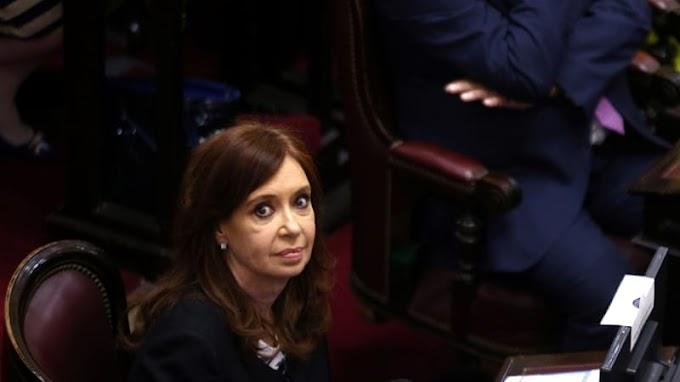 Judge orders arrest of former Argentine president