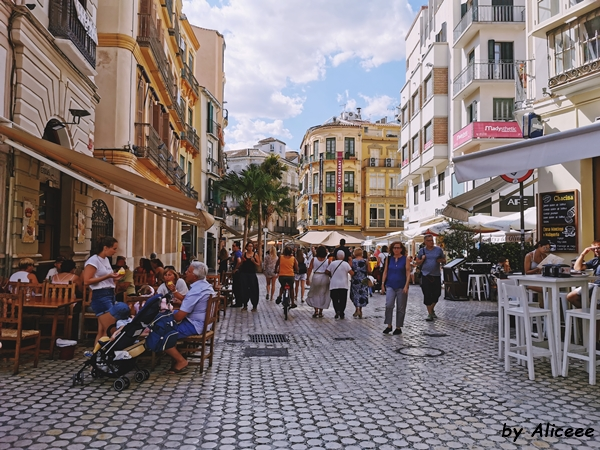 Calle-Larios-centrul-istoric-Malaga