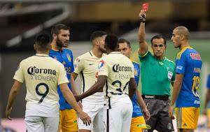 Tigres goleada 0-3 al América en la jornada 3 del torneo Apertura 2016 de la Liga MX | Ximinia