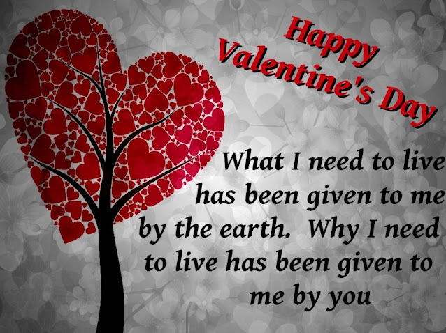 valentine day shares
