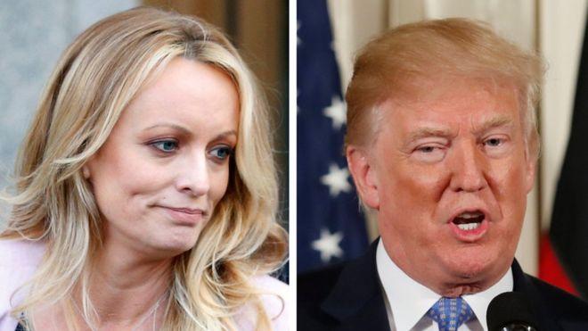 Trump repaid lawyer's $130,000 Stormy Daniels hush money, says Giuliani