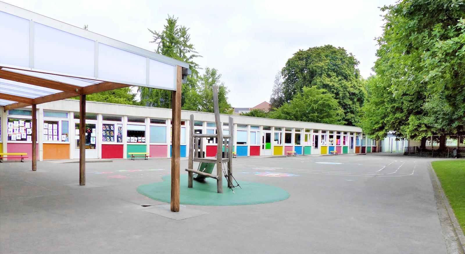École maternelle publique Corneille, Tourcoing