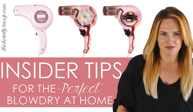 Best at-home blowout, blowdry tips and tricks