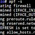 Esqueça Ufw Firewall use Apf Firewall
