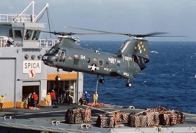 1/144 Boeing CH-46 Sea Knight diecast metal aircraft miniature