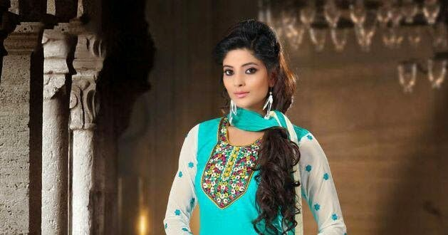 Hair Style Exports: Unnati Exports Cotton Patiala Suits
