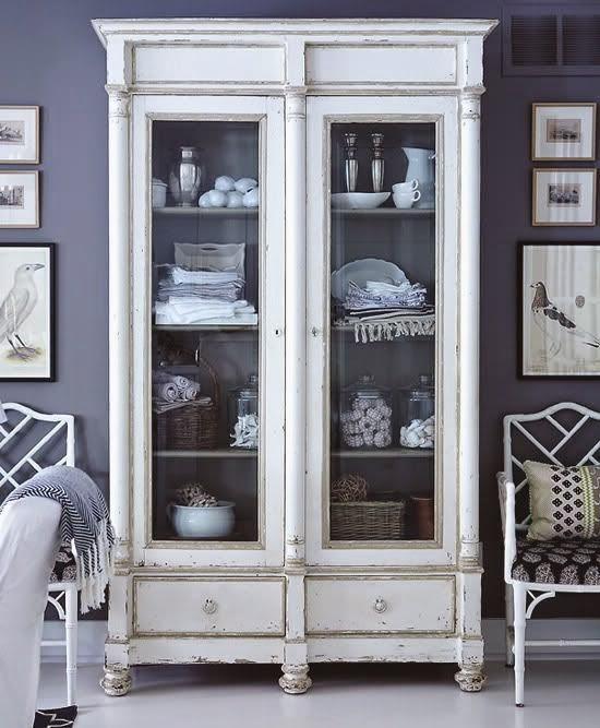 Arredamento provenzale cristalliera soggiorno provenzale for Arredamento soggiorno stile provenzale