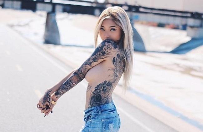 Cassie Trinh Võ lộ clip nóng