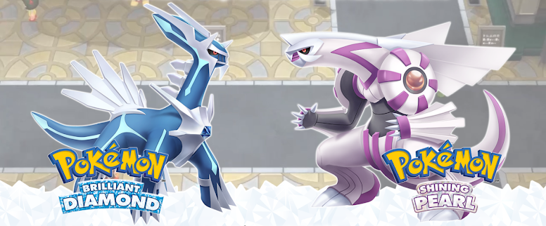 Pokémon Brilliant Diamond e Shining Pearl