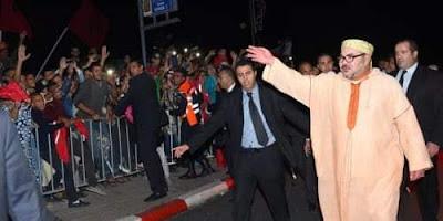 الملك محمد السادس نصره الله  يؤجل زيارة مدينة أكادير .. والجهة تتطلع إلى انطلاقة جديدة