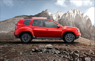 RENAULT LAUNCHES NEW DUSTER PETROL WITH CVT