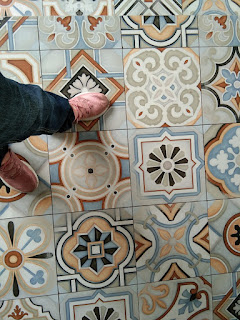 Lovely tile