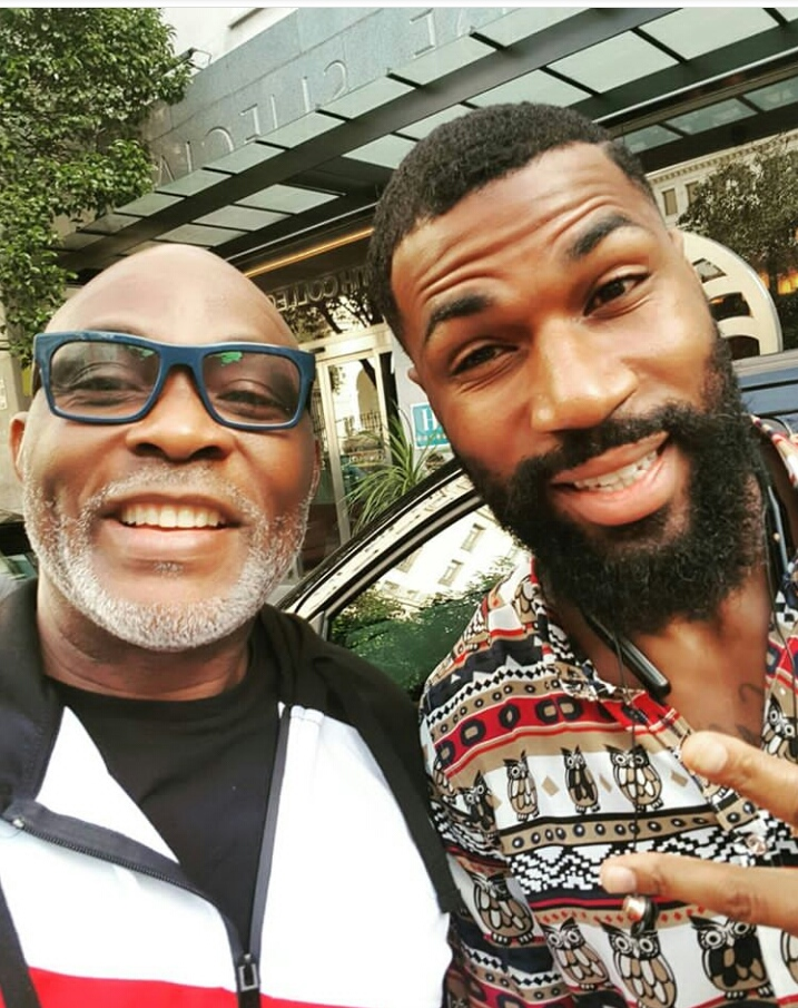 Mike Edwards To Feature In Movie With RMD""