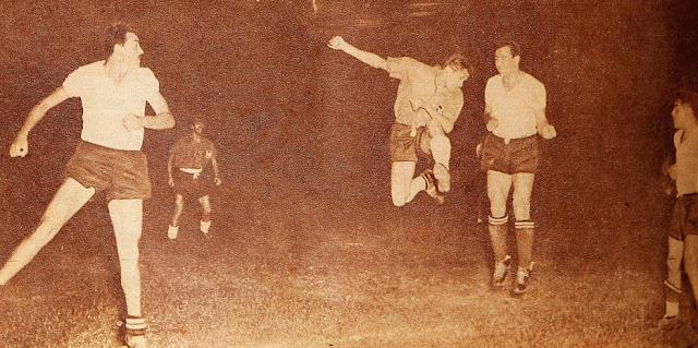 Bolivia y Chile en Campeonato Sudamericano de 1949