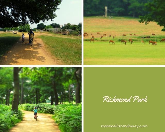 parco richmond