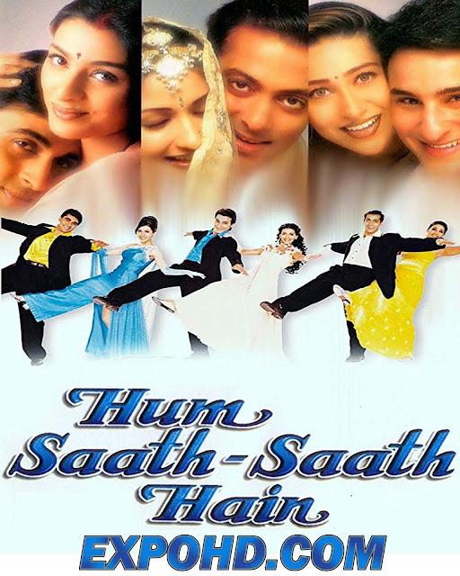Hum Saath Saath Hain 1999 Full Movie Download | 720p | HDRip x265 [G.Drive]